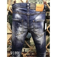 Cheap Dsquared Jeans For Men #388025 Replica Wholesale [$64.00 USD] [W-388025] on Replica Dsquared Jeans