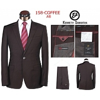KENNETH SAMANTHA Two-Pieces Suits Long Sleeved For Men #388075