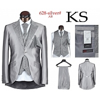 KENNETH SAMANTHA Five-Pieces Suits Long Sleeved For Men #388100