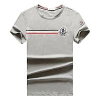 Moncler T-Shirts Short Sleeved For Men #388556