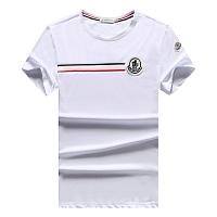 Moncler T-Shirts Short Sleeved For Men #388557