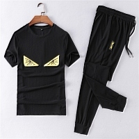 Fendi Tracksuits Short Sleeved For Men #391340