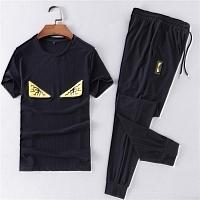 Fendi Tracksuits Short Sleeved For Men #391350