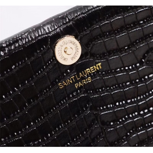 Cheap Yves Saint Laurent AAA Quality Messenger Bags #399022 Replica Wholesale [$115.00 USD] [W-399022] on Replica Yves Saint Laurent YSL AAA Messenger Bags
