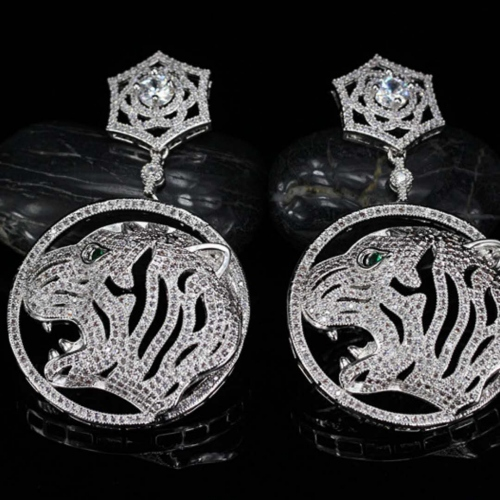Cheap Cartier AAA Quality Earrings #399368 Replica Wholesale [$68.00 USD] [W-399368] on Replica Cartier Earring