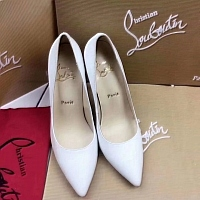 Christian Louboutin CL High-Heeled Shoes For Women #395606