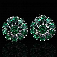 Bvlgari AAA Quality Earrings #399270