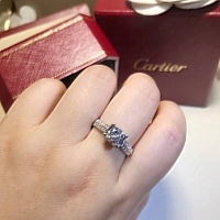 Cartier AAA Quality Rings #399360