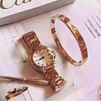 Cartier Watches Sets For Women #400544