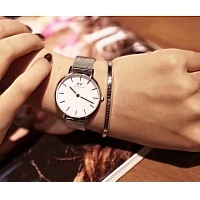 Daniel Wellington DW Watches Sets In Silver #400636