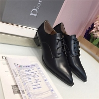 Christian Dior Leather Shoes For Women #401170
