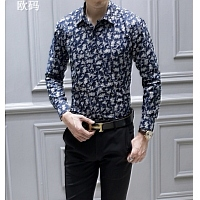 Dolce & Gabbana D&G Shirts Long Sleeved For Men #401408