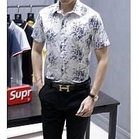 Dolce & Gabbana D&G Shirts Short Sleeved For Men #401448