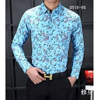 Dolce & Gabbana D&G Shirts Long Sleeved For Men #401526