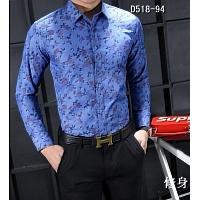 Dolce & Gabbana D&G Shirts Long Sleeved For Men #401528