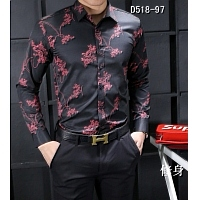 Dolce & Gabbana D&G Shirts Long Sleeved For Men #401529