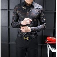 Dolce & Gabbana D&G Shirts Long Sleeved For Men #401530