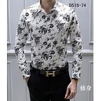 Dolce & Gabbana D&G Shirts Long Sleeved For Men #401535