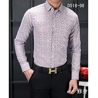 Dolce & Gabbana D&G Shirts Long Sleeved For Men #401540