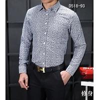 Dolce & Gabbana D&G Shirts Long Sleeved For Men #401541