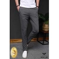 Cheap Armani Pants For Men #401582 Replica Wholesale [$52.00 USD] [W-401582] on Replica Armani Pants