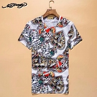 Ed Hardy T-shirts Short Sleeved For Men #401661