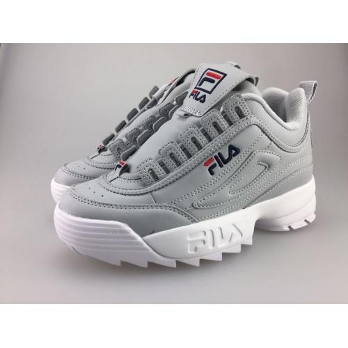 Cheap FILA Shoes For Men #404052 Replica Wholesale [$56.00 USD] [W-404052] on Replica FILA Shoes