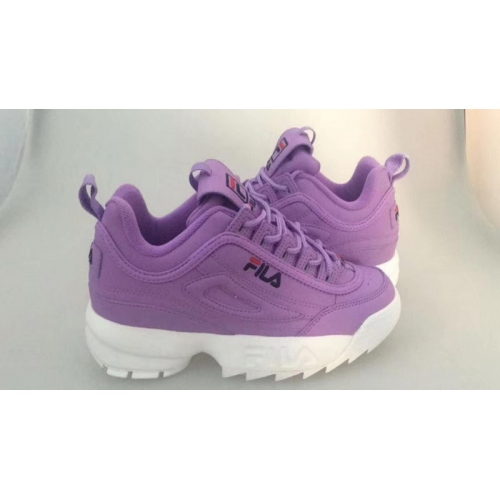 Cheap FILA Shoes For Women #404055 Replica Wholesale [$56.00 USD] [W-404055] on Replica FILA Shoes