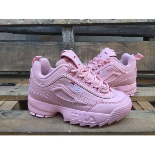 Cheap FILA Shoes For Women #404056 Replica Wholesale [$56.00 USD] [W-404056] on Replica FILA Shoes