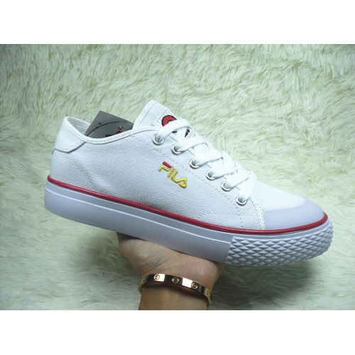 Cheap FILA Shoes For Men #408496 Replica Wholesale [$44.00 USD] [W-408496] on Replica FILA Shoes