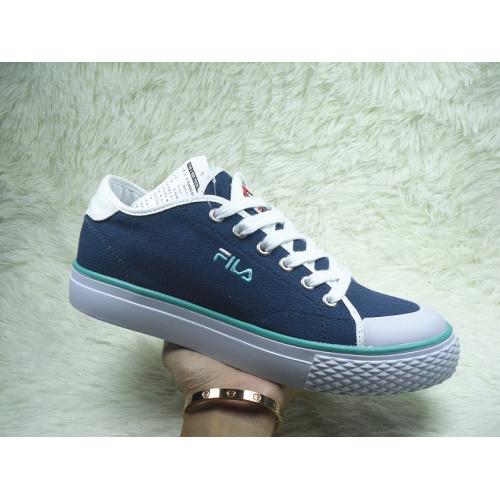 Cheap FILA Shoes For Women #408502 Replica Wholesale [$44.00 USD] [W-408502] on Replica FILA Shoes