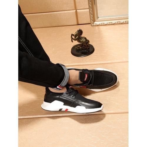 Cheap Prada Casual Shoes For Men #408776 Replica Wholesale [$80.00 USD] [W-408776] on Replica Prada New Shoes