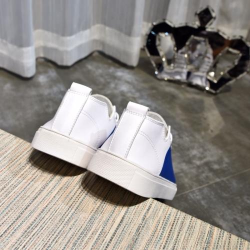 Cheap Prada Casual Shoes For Men #408785 Replica Wholesale [$62.00 USD] [W-408785] on Replica Prada New Shoes