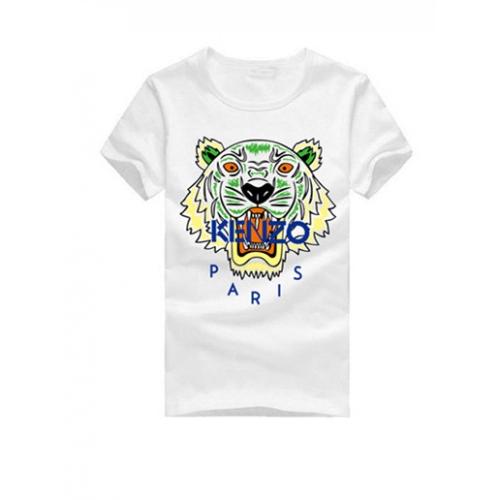 Cheap Kenzo T-Shirts Short Sleeved For Men #417007 Replica Wholesale [$23.80 USD] [W-417007] on Replica Kenzo T-Shirts