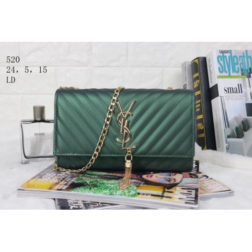 Yves Saint Laurent Fashion Messenger Bags #419077