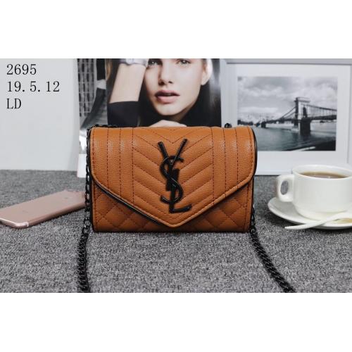 Yves Saint Laurent Fashion Messenger Bags #419188