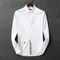 Christan Dior Shirts Long Sleeved For Men #401808