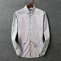 Christan Dior Shirts Long Sleeved For Men #401809