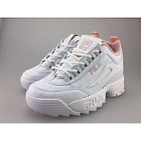 Cheap FILA Shoes For Women #404053 Replica Wholesale [$56.00 USD] [W-404053] on Replica FILA Shoes