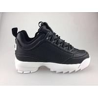 Cheap FILA Shoes For Women #404059 Replica Wholesale [$56.00 USD] [W-404059] on Replica FILA Shoes