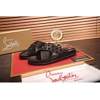 Christian Louboutin CL Slippers For Men #405836