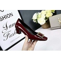 Roger Vivier High-Heeled Shoes For Women #407219