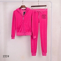 Juicy Couture Tracksuits Long Sleeved For Women #408312