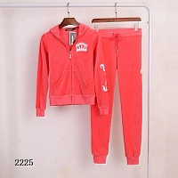 Juicy Couture Tracksuits Long Sleeved For Women #408316