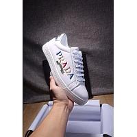 Cheap Prada Casual Shoes For Men #408773 Replica Wholesale [$80.00 USD] [W-408773] on Replica Prada New Shoes