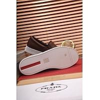 Cheap Prada Casual Shoes For Men #408779 Replica Wholesale [$80.00 USD] [W-408779] on Replica Prada New Shoes