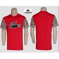 Lacoste T-Shirts Short Sleeved For Men #409794