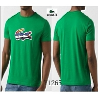 Lacoste T-Shirts Short Sleeved For Men #409870