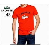 Lacoste T-Shirts Short Sleeved For Men #409959