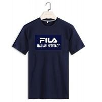 FILA T-Shirts Short Sleeved For Men #410143